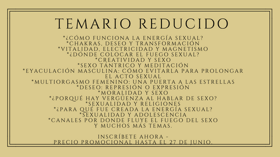 Temario reducido (1)